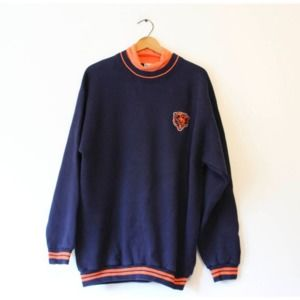 Vintage Chicago Illinois Bears Football Sweatshirt
